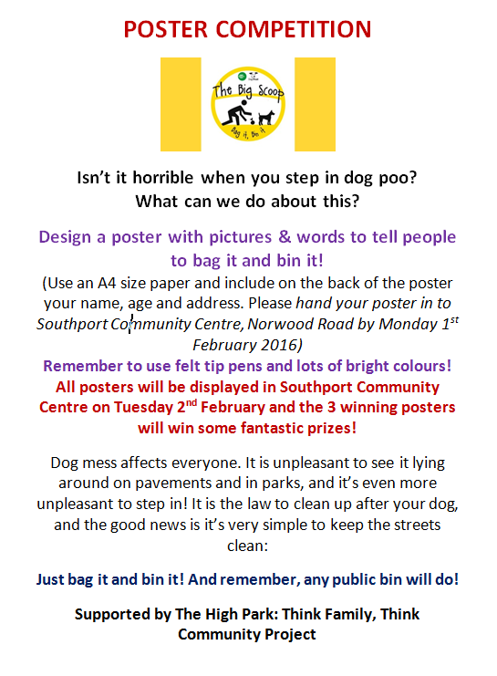 Dog Poo Competition